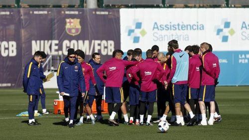 Na Athletic bez Messiego!