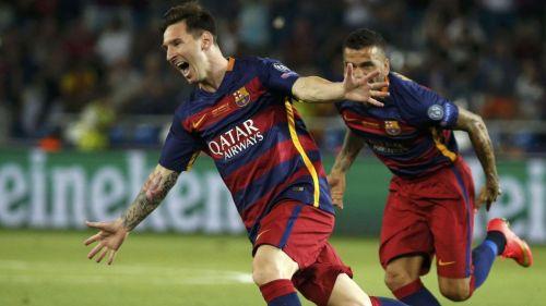 FC Barcelona – Granada CF; Składy