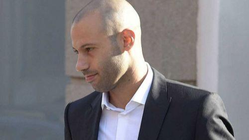 Javier Mascherano skazany na rok więzienia za oszustwa podatkowe