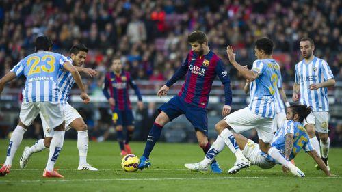 Zapowiedź meczu: Málaga CF – FC Barcelona