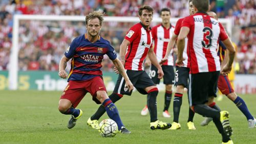 Athletic Club – FC Barcelona; Składy