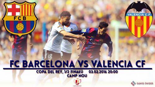 Zapowiedź meczu: FC Barcelona – Valencia CF