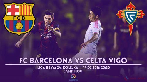Zapowiedź meczu: FC Barcelona – Celta Vigo
