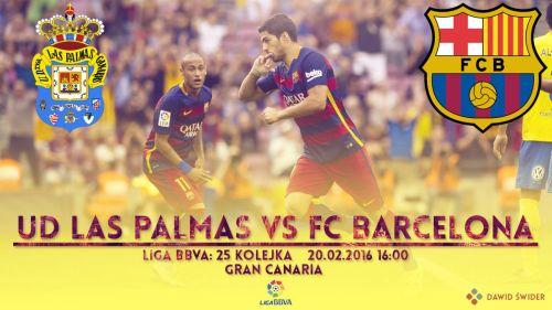 Zapowiedź meczu: UD Las Palmas – FC Barcelona