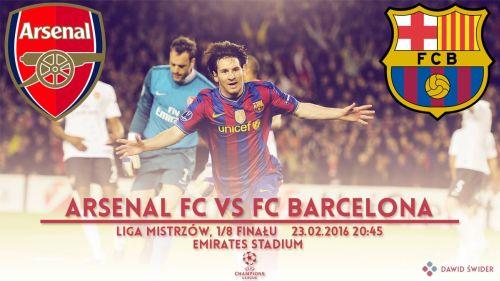 Zapowiedź meczu: Arsenal FC – FC Barcelona