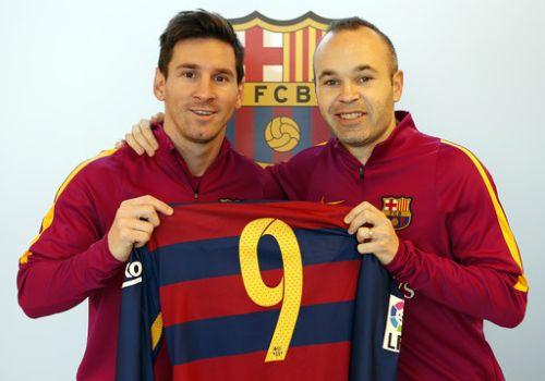 Iniesta i Messi po raz dziewiąty w półfinale Copa del Rey
