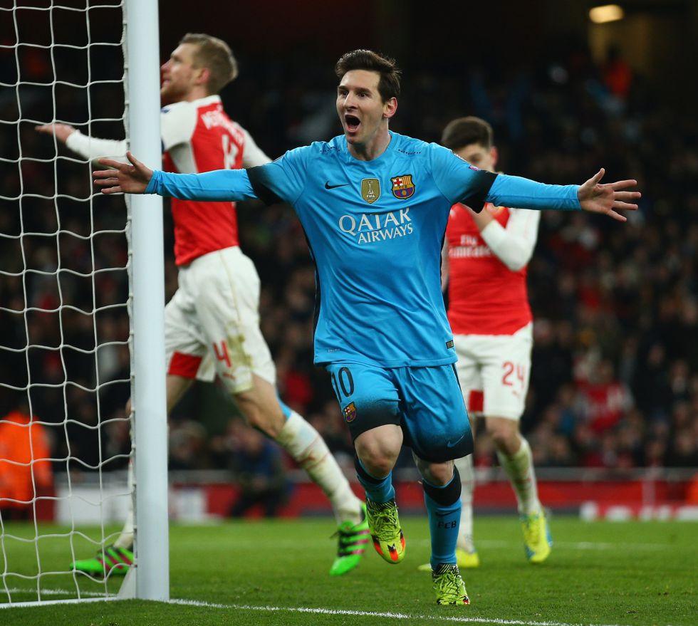 Messi: Jeszcze nie awansowaliśmy dalej