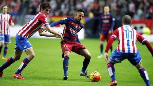 Spokojne zwycięstwo. Sporting Gijón – FC Barcelona 1:3