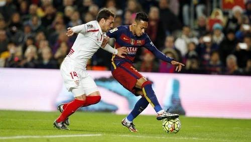 Barça odjeżdża rywalom. FC Barcelona – Sevilla FC 2:1