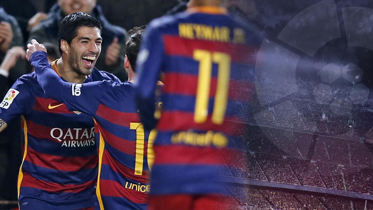 FC Barcelona – Sevilla (składy)