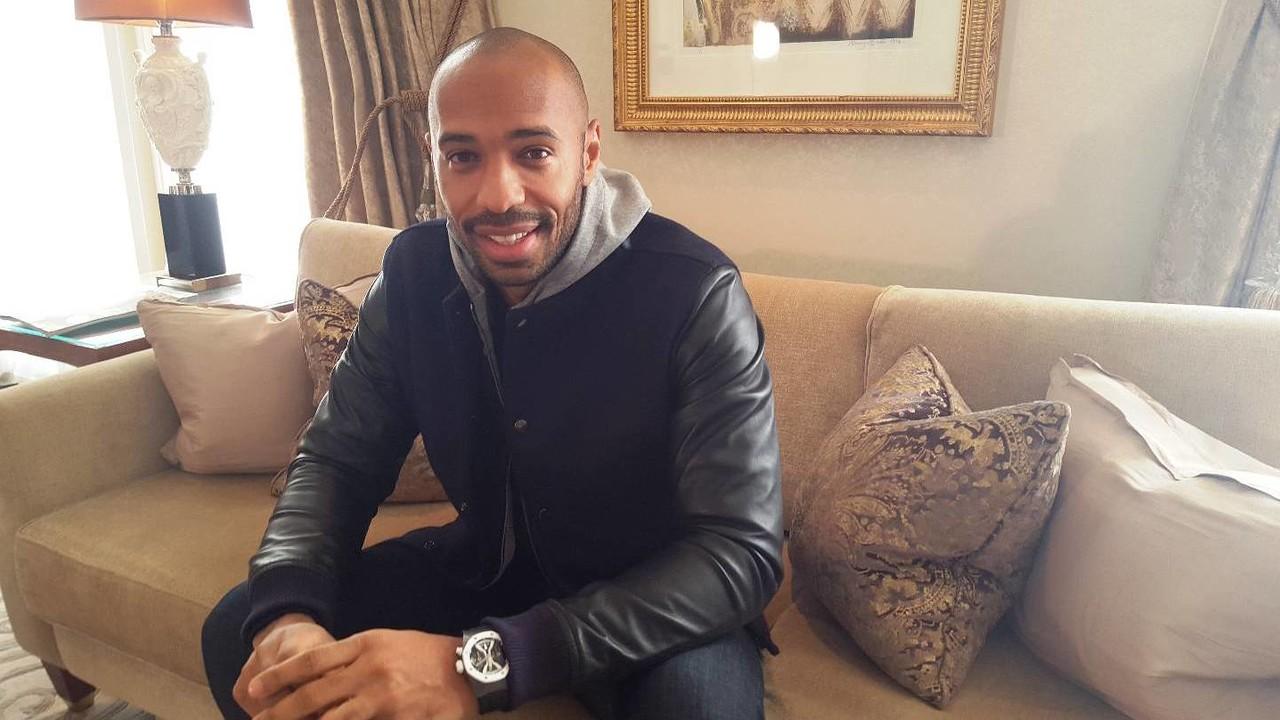 Henry: Arsenal może wygrać z mniejszym posiadaniem piłki
