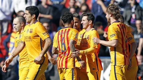 Wymęczone zwycięstwo. Levante – FC Barcelona 0:2