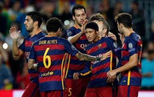 Arsenal FC – FC Barcelona; Składy