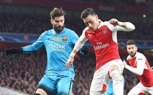 Piqué nie zagra w rewanżu