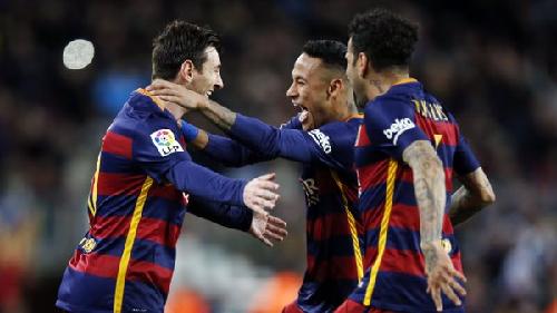 Koncert na Camp Nou. FC Barcelona – Celta Vigo 6:1