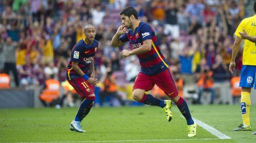UD Las Palmas – FC Barcelona; Składy
