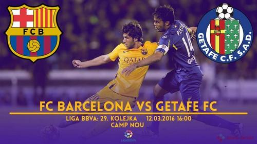 Zapowiedź meczu: FC Barcelona – Getafe CF