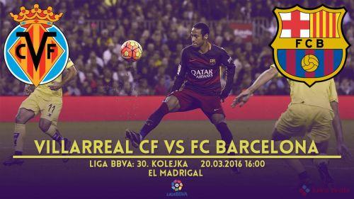 Zapowiedź meczu: Villarreal CF – FC Barcelona