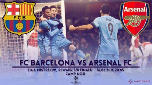 Zapowiedź meczu: FC Barcelona – Arsenal FC
