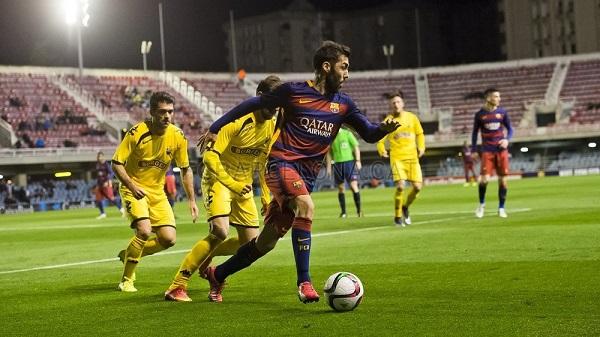 FC Barcelona B – Reus Deportiu: Walka aż do końca (1:2)