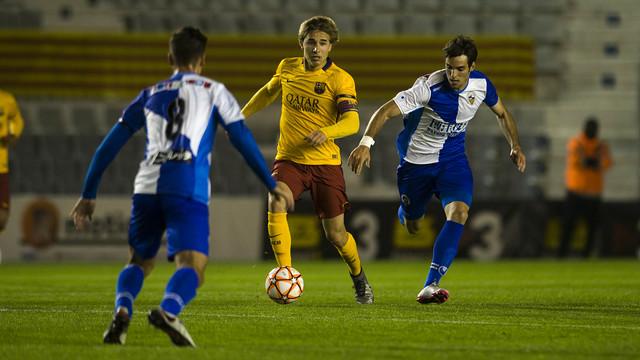CE Sabadell – FC Barcelona B: Utrata Pucharu Katalonii (2:0)