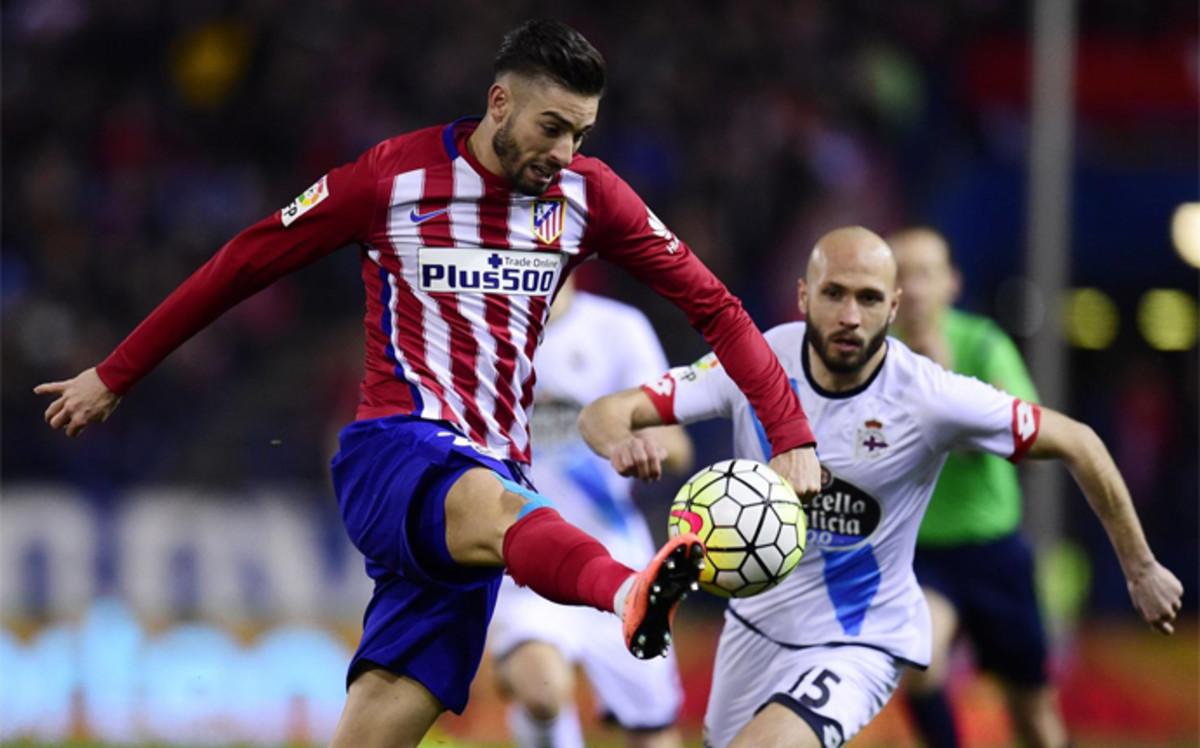 Barça interesuje się Yannickiem Carrasco