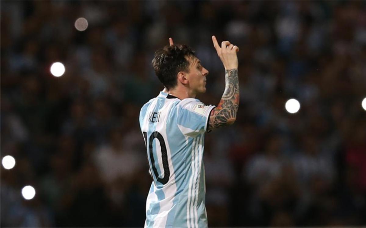 Messi: Nadszedł czas, by myśleć o El Clásico