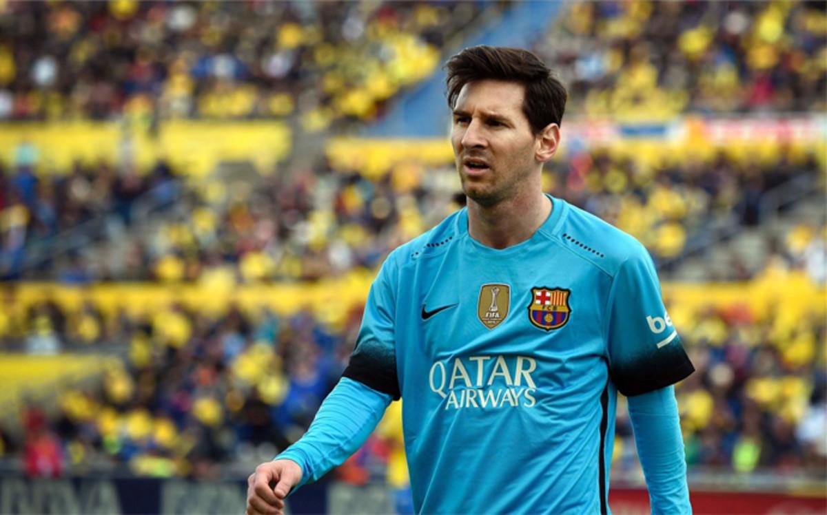 Dr Ruiz Marcellán: Leo Messi grał z kamieniami nerkowymi