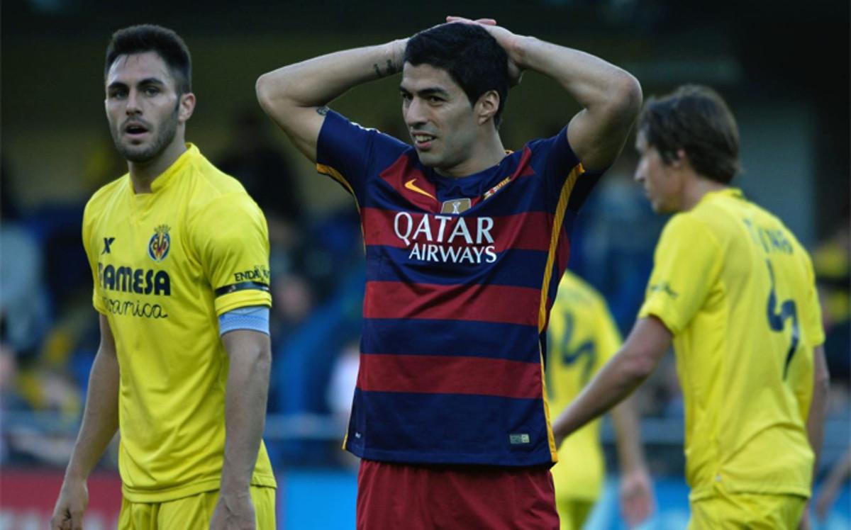 Luis Suárez oddala się od zwycięstwa w klasyfikacji Złotego Buta
