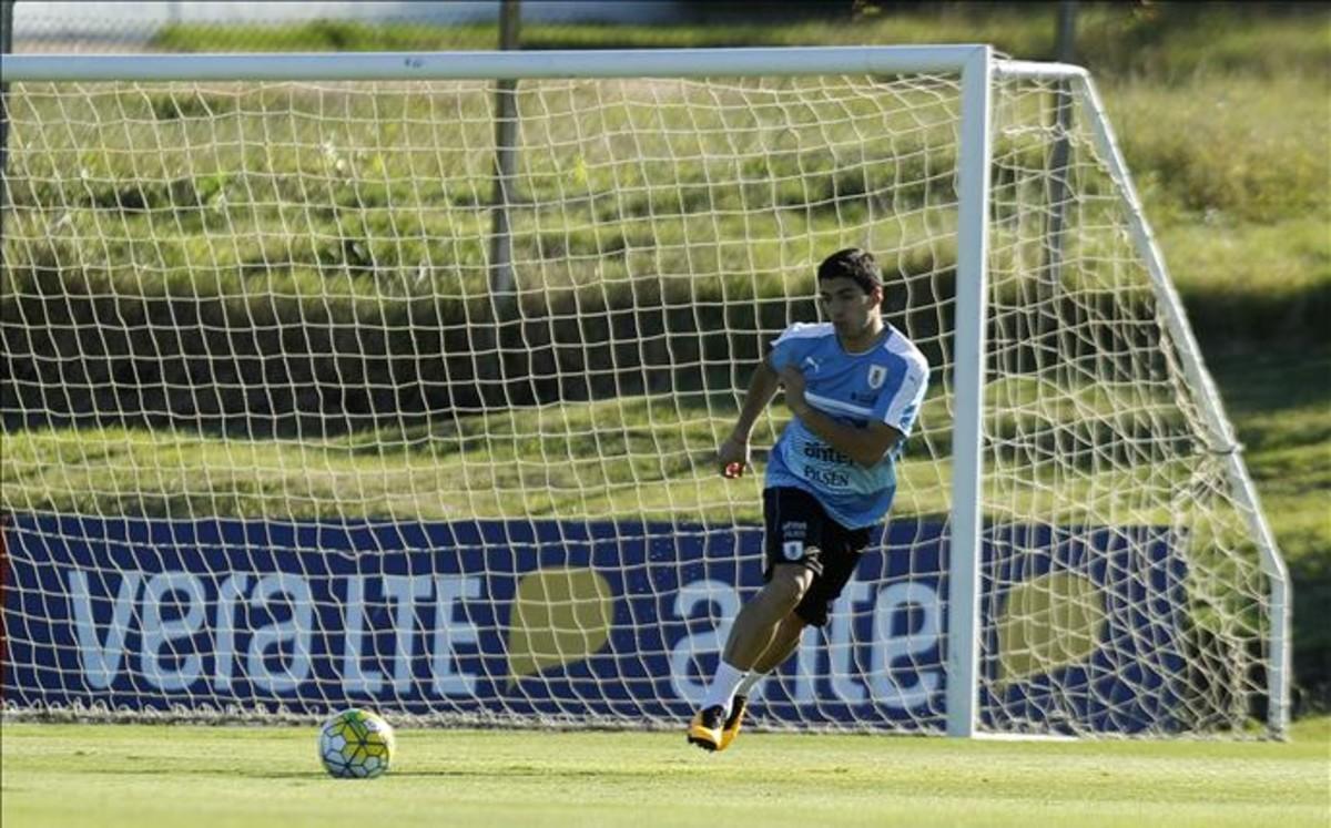 Suárez: Założyłem się z Neymarem o hamburgera