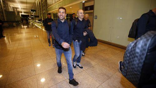 Drużyna już w Bilbao