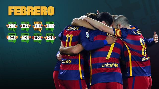 Najlepszy luty w wykonaniu FC Barcelony