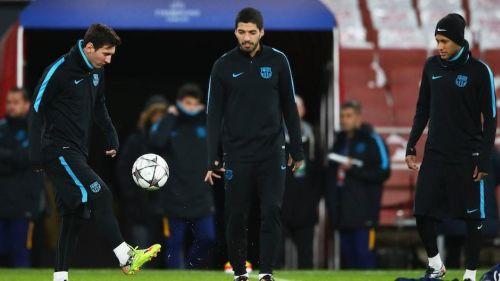 Jak Barça przygotowuje się do spotkań