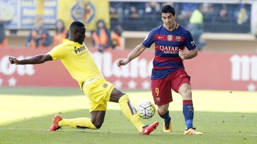 Tylko remis. Villarreal CF – FC Barcelona 2:2