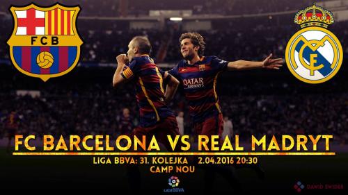 Zapowiedź meczu: FC Barcelona – Real Madryt