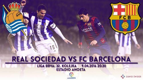Zapowiedź meczu: Real Sociedad – FC Barcelona