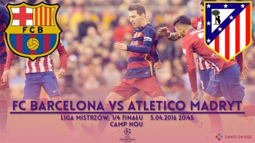 Zapowiedź meczu: FC Barcelona – Atlético Madryt