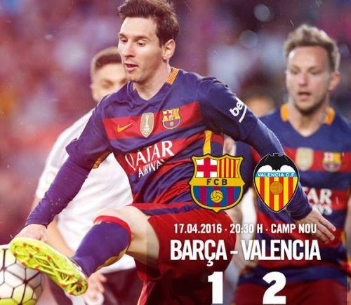 Przyczyny porażki z Valencią