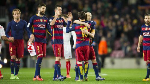 Decydujące spotkania zostaną rozegrane na Camp Nou