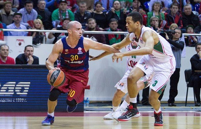 Krok w kierunku Final Four. FC Barcelona 82:70 Lokomotiv Kubań