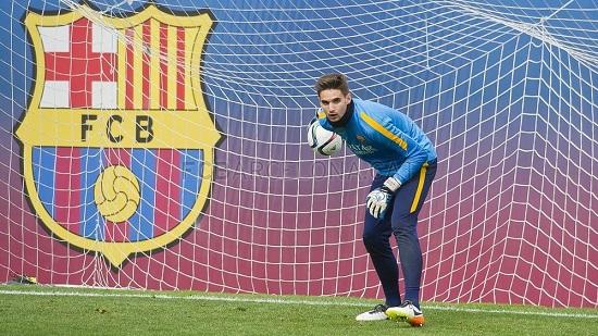 CF Badalona – FC Barcelona B: Remis na trudnym boisku (1:1)