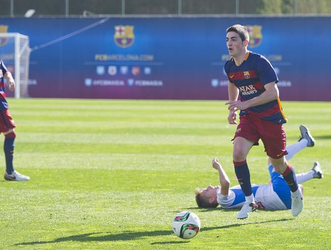 Stracona szansa Borji Lópeza na debiut w pierwszej drużynie