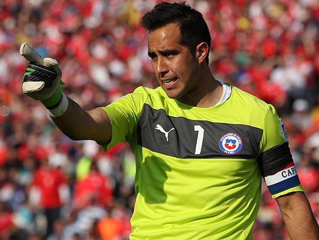 Szeroka kadra Chile na Copa América Centenario