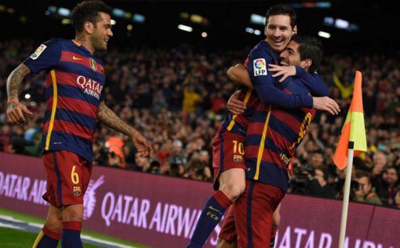 Alves: Messi nie lubi przegrywać nawet na treningu