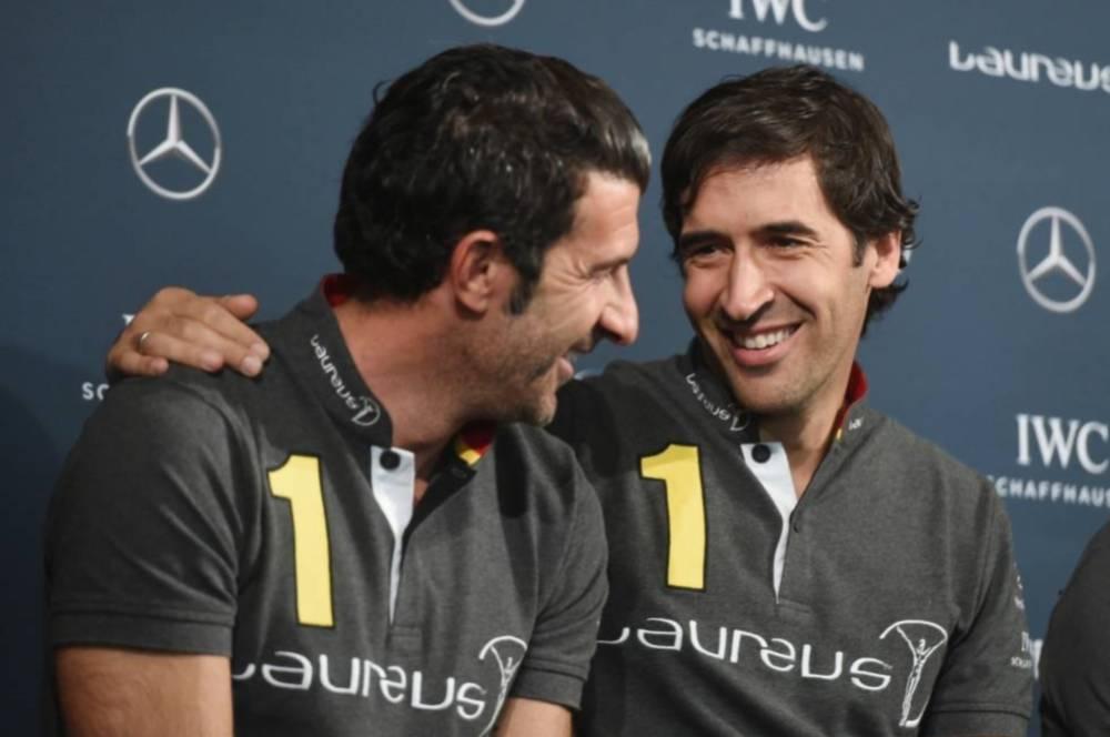 Figo: To co dzieje się z Barceloną, nie jest normalne