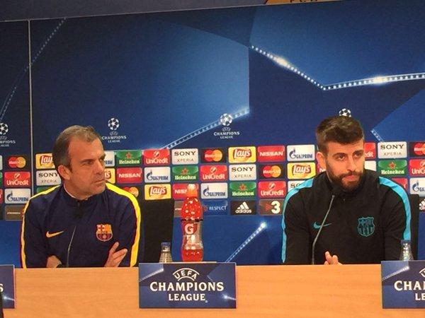 Piqué: To będzie trudniejsze spotkanie niż w sobotę