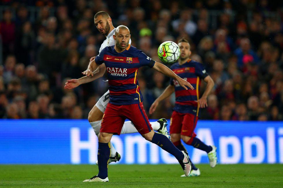 Mascherano: Nie udało nam się dobrze odczytać gry i słono za to zapłaciliśmy
