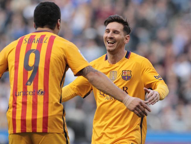 Leo Messi najlepszym asystentem w historii ligi