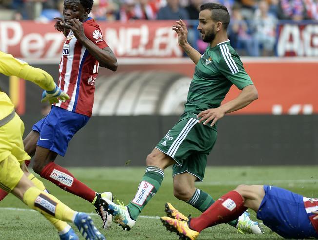 Montoya: Chcę, żeby Barça wygrała ligę, ale będziemy chcieli pokonać ją w sobotę