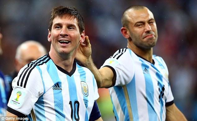 Szeroka kadra Argentyny utajniona